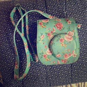Floral Camera Bag for Instax Mini 8/9